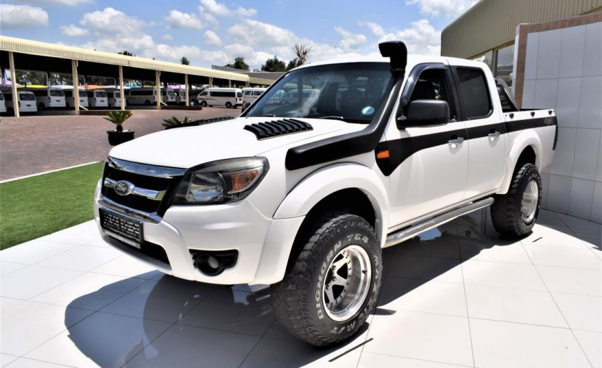 2010 Ford Ranger 3.0tdci XLE 4X4 DOUBLE CAB