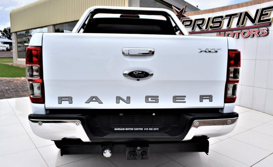 2014 Ford Ranger 3.2tdci Xlt 4×4 Double Cab