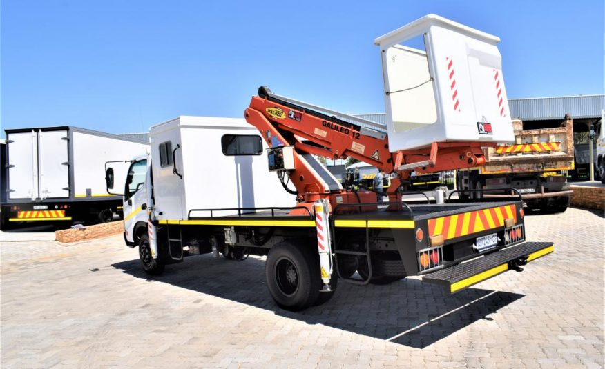 2009 TOYOTA DYNA 7-145 CHERRY PICKER