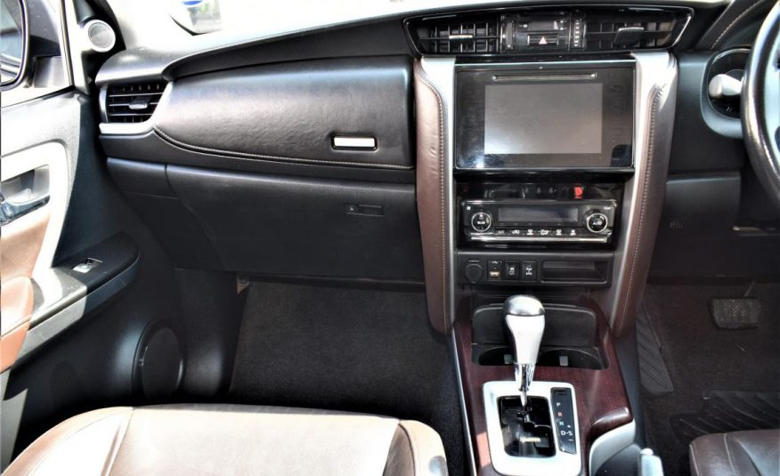 2016 Toyota Fortuner 2.8GD-6 R/B Auto