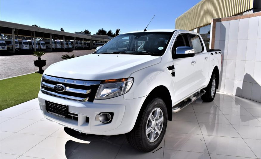 2014 Ford Ranger 3.2tdci XLT DOUBLE CAB