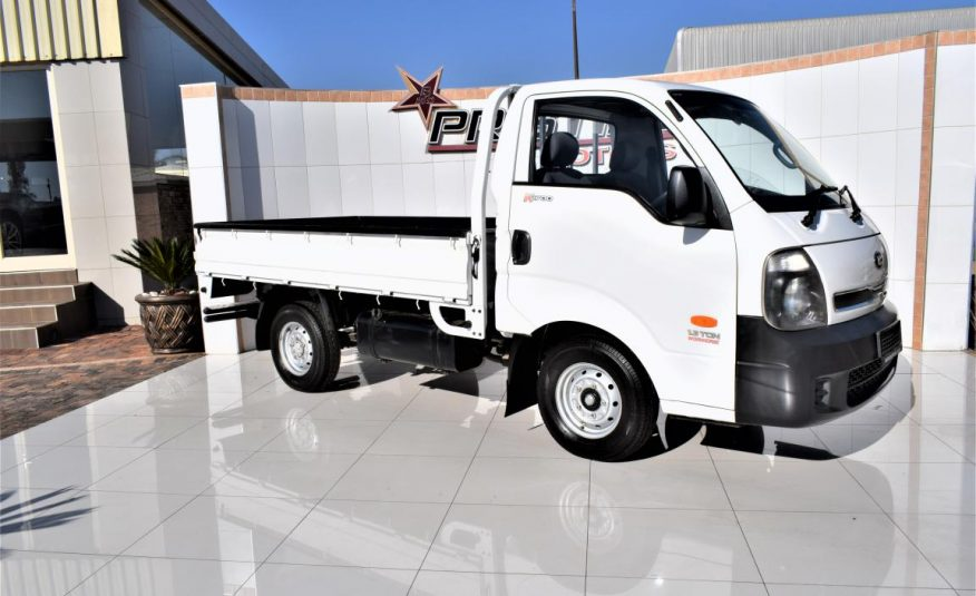 2014 Kia K2700 Workhorse Dropside