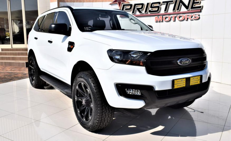 2017 Ford Everest 2.2 TDCi XLS Auto