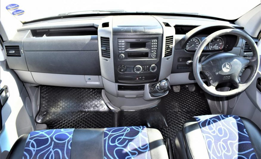 2013 Mercedes Benz Sprinter 515CDi 23 Seats