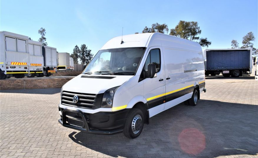 2014 VW Crafter 50 2.0TDI HR 80KW Panel Van