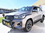 2020 Toyota Hilux 2.8 GD-6 Raider 4×4 Auto Double Cab Legend 50