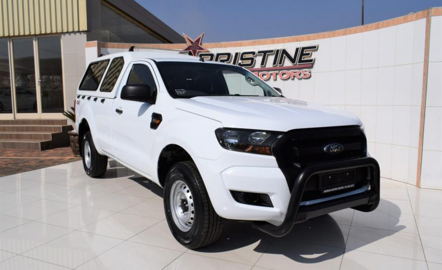 2017 Ford Ranger 2.2TDCi XL 4X4 Single Cab
