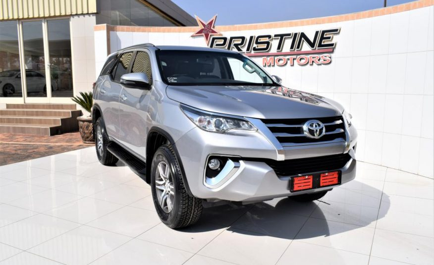 2018 Toyota Fortuner 2.4GD-6 R/B