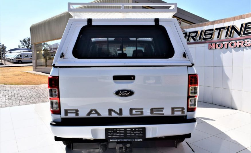 2015 Ford Ranger 2.2tdci Xl Double Cab