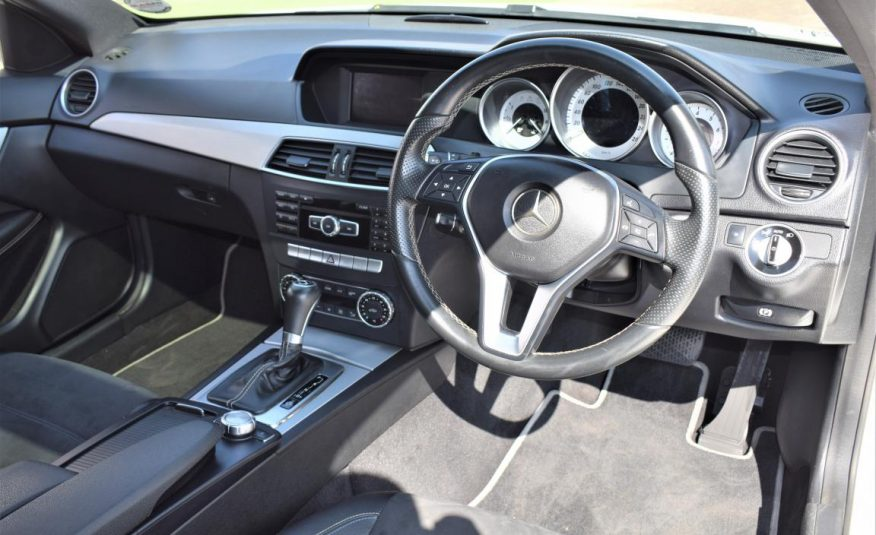 2014 Mercedes-Benz C-Class C180 Be Coupe A/t (Edition C )