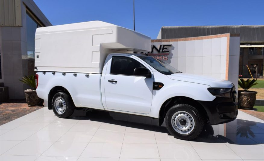 2017 Ford Ranger 2.2TDCi Single Cab