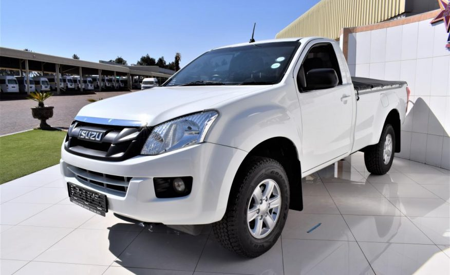 2015 Isuzu KB Series 250 D-TEQ HO LE Single Cab