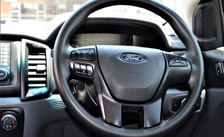 2019 Ford Ranger 2.2TDCi XL Double Cab