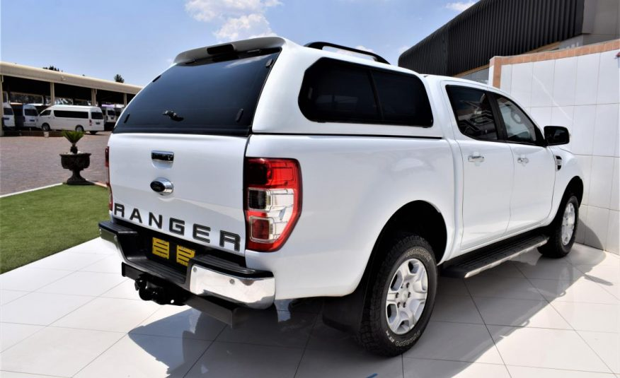 2017 Ford Ranger 3.2TDCi XLT Double Cab