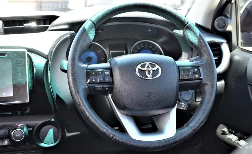 2016 Toyota Hilux 2.8 GD-6 RB Raider Double Cab