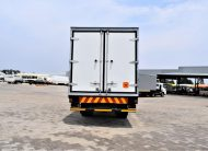 2007 Isuzu F-Series FRR 500 Refrigerated Body