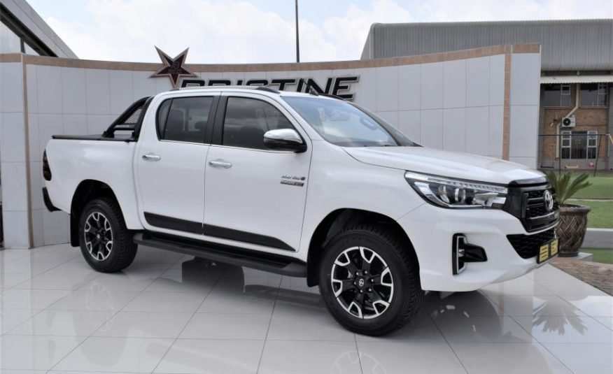 2020 Toyota Hilux 2.8 GD-6 Raider 4X4 Auto Double Cab LEGEND 50