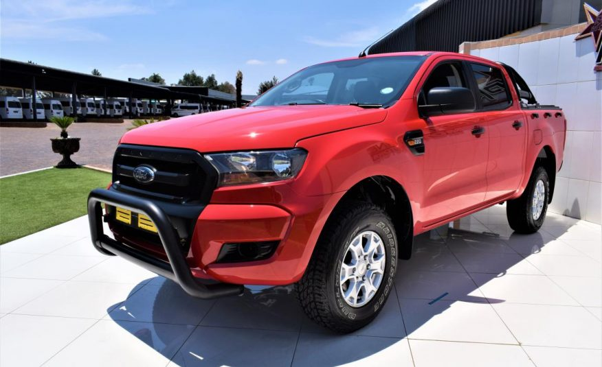2017 Ford Ranger 2.2TDCi XL Double Cab